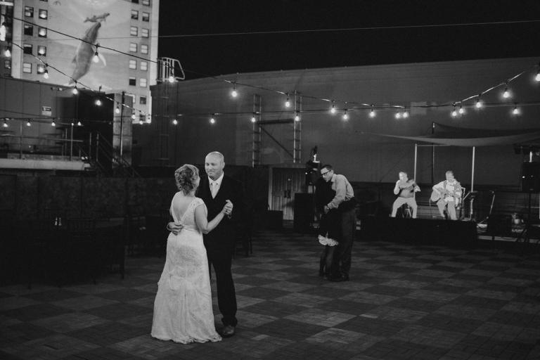 Detroit Opera House Wedding