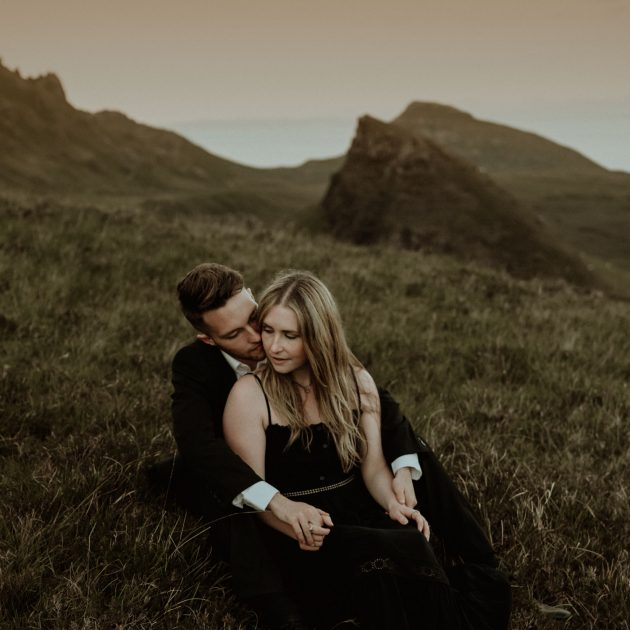 Intimate Isle of Skye elopement
