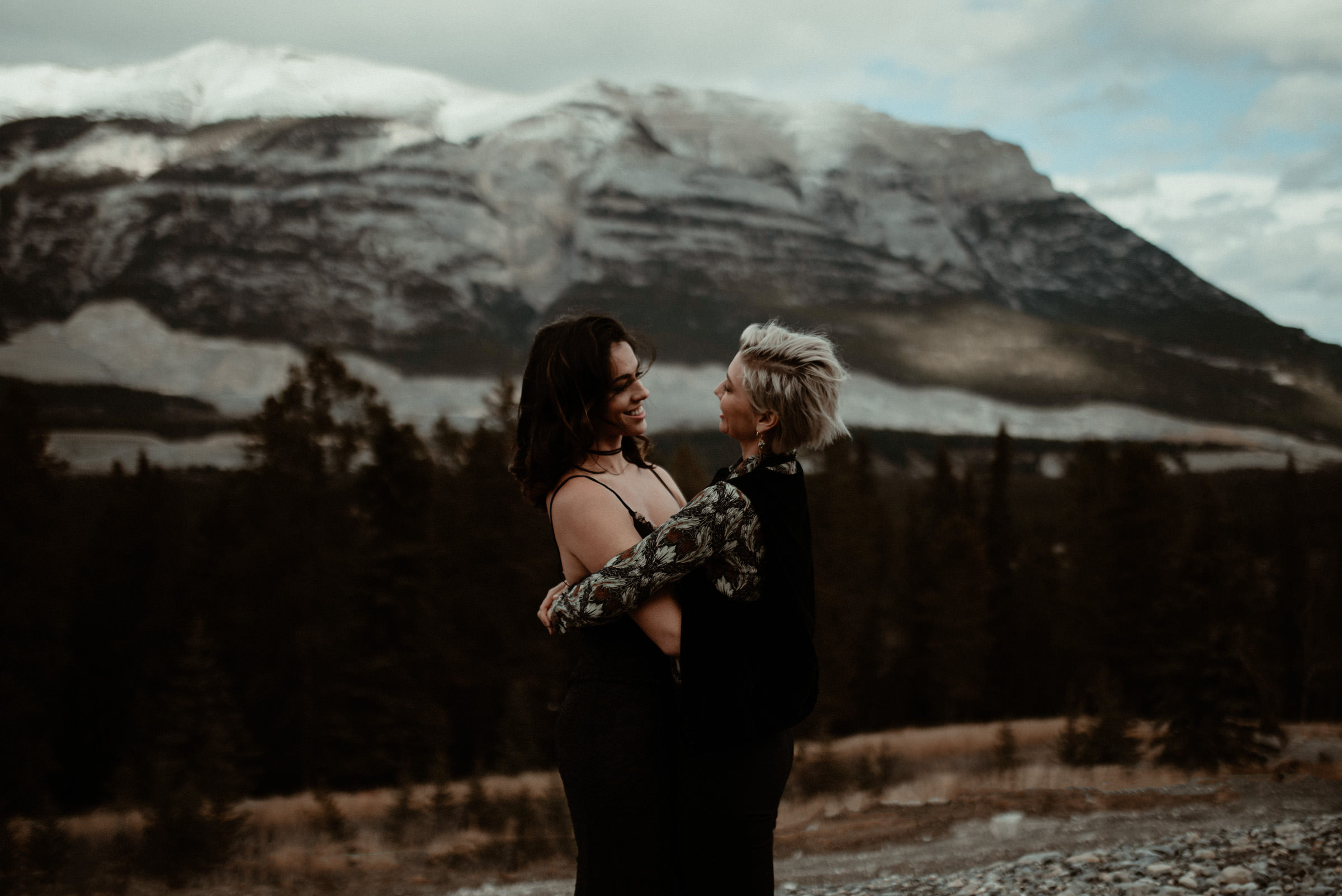 Banff Elopement