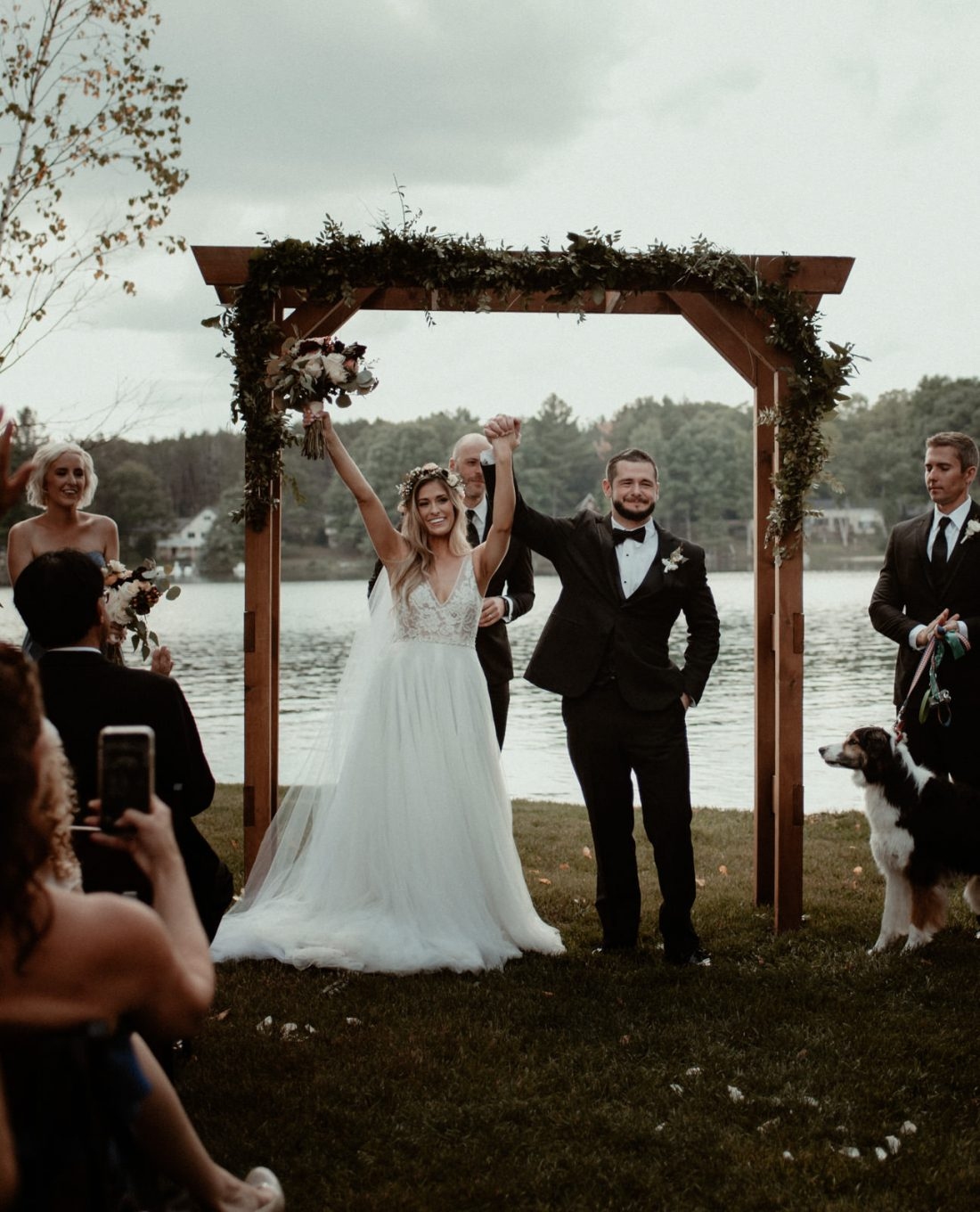 Northern Michigan Wedding at Sojourn Lakeside Resort
