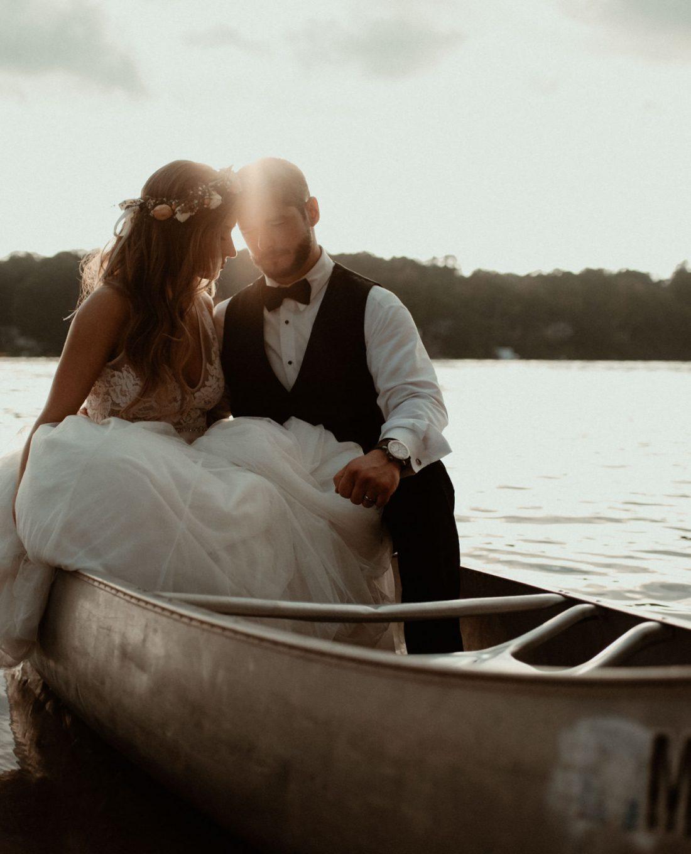 Northern Michigan Wedding at Sojourn Lakeside Resort