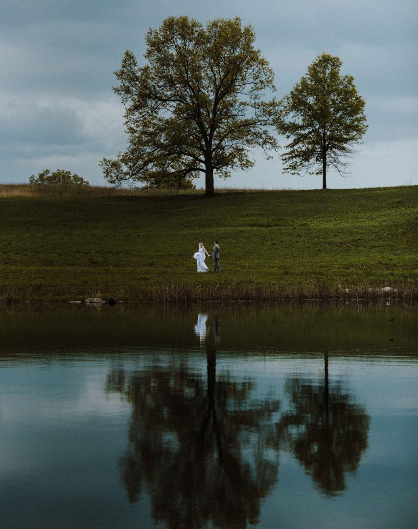 Indian Springs Wedding in Michigan