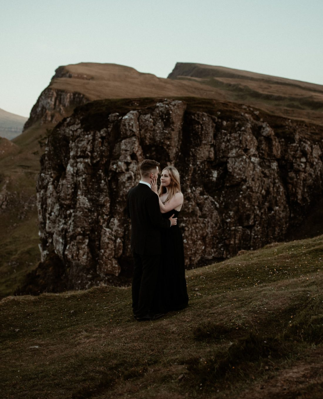 Scotland Elopement on the Isle of Skye