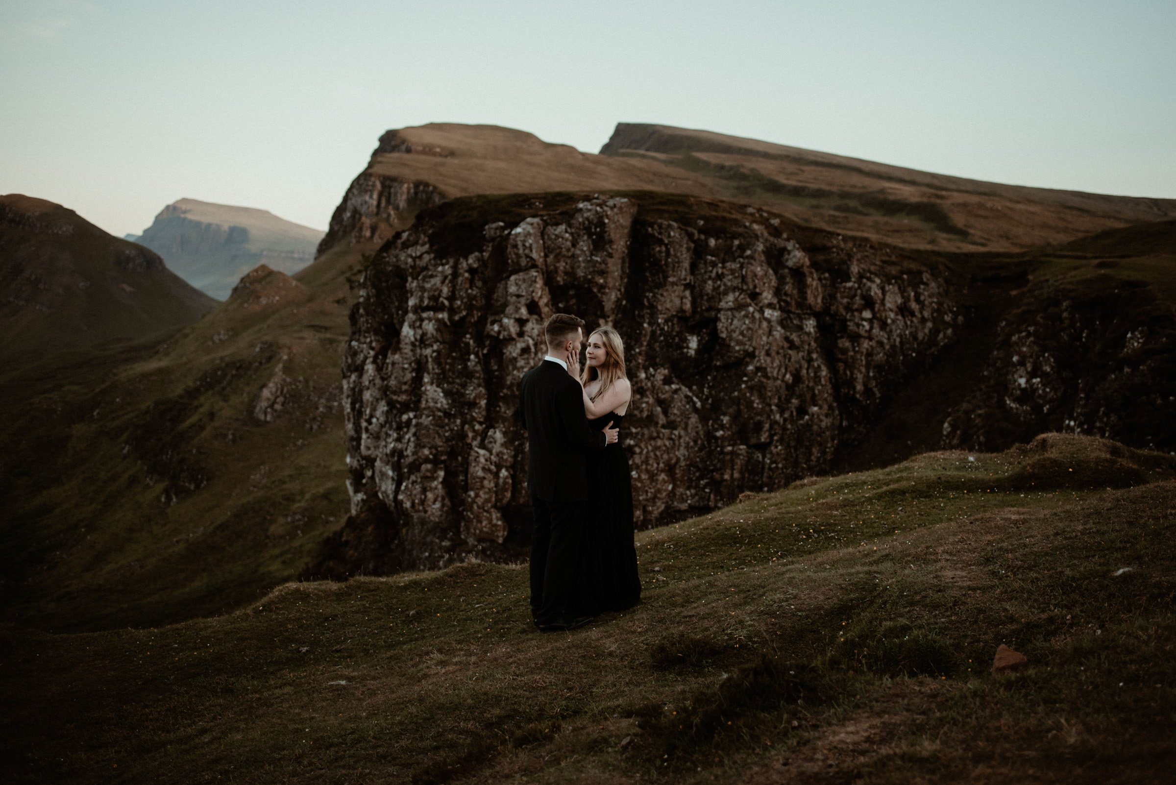 Scotland Elopement on the Isle of Skye