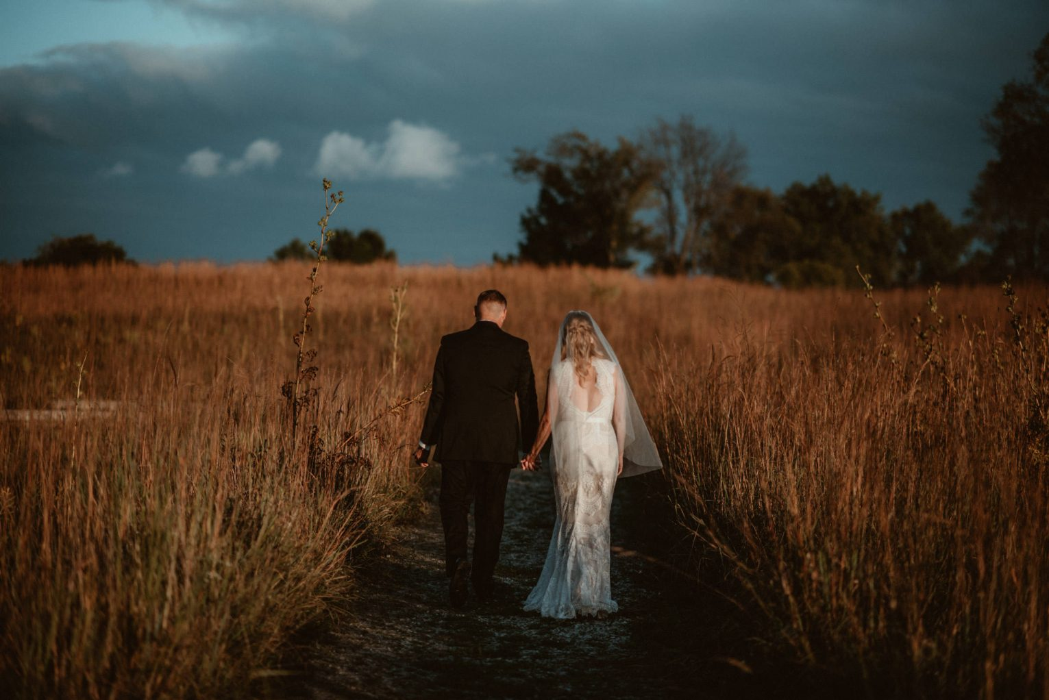 Wedding at Indian Springs Metropark in White Lake, Michigan