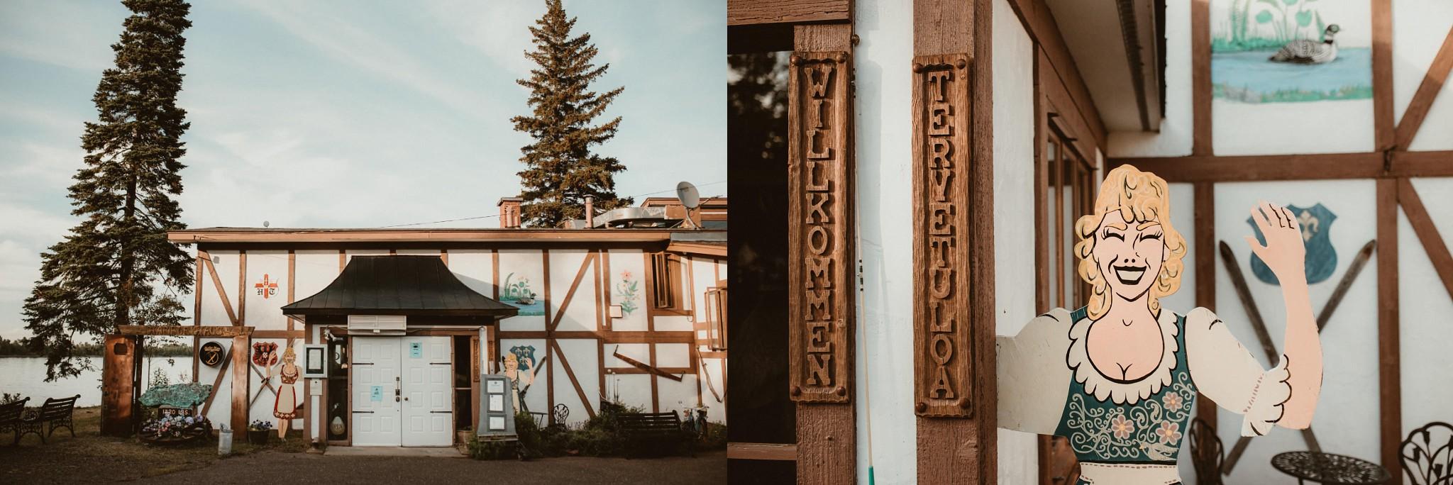 The Harbor Haus Restaurant in Copper Harbor