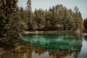 Kitch-iti-kipi Michigan's Upper Peninsula